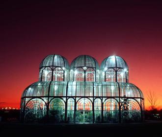 Iluminação do Jardim Botânico