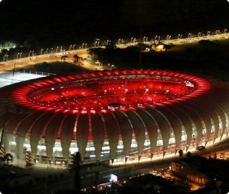 Iluminação do Estádio Beira-Rio