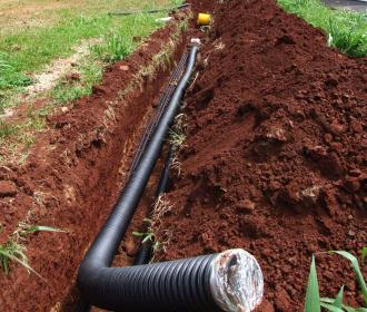 Rota de fibra óptica do Paraná